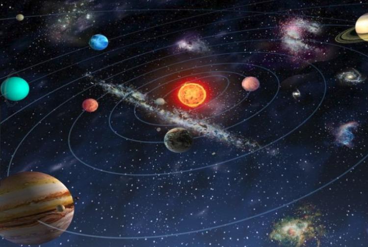 Фізика і астрономія