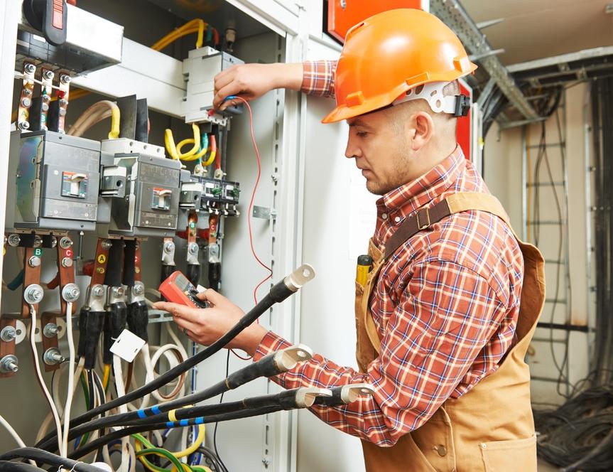 Спецтехнологія з підготовки електромонтера